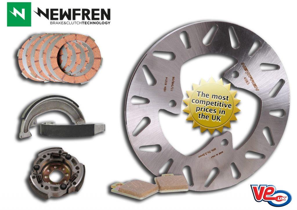 newfren friction components