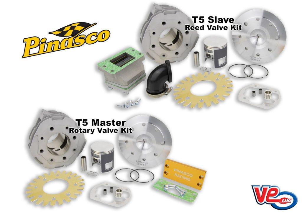 pinasco 162cc cylinder kits