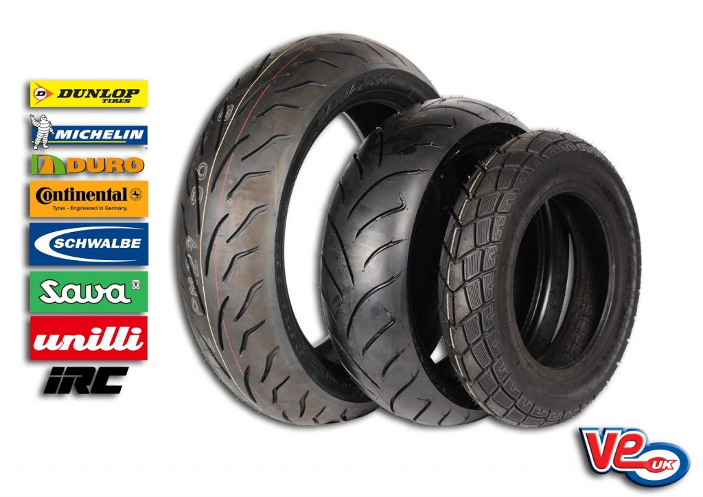 top brand scooter tyres