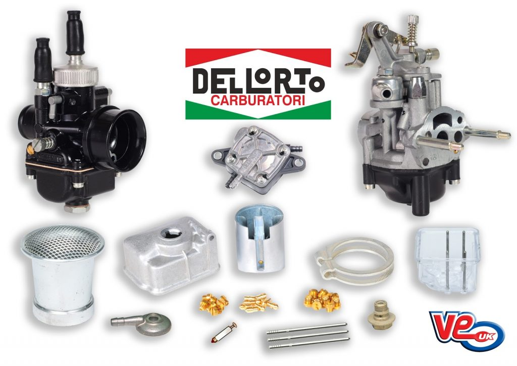 dellorto carbs and spares