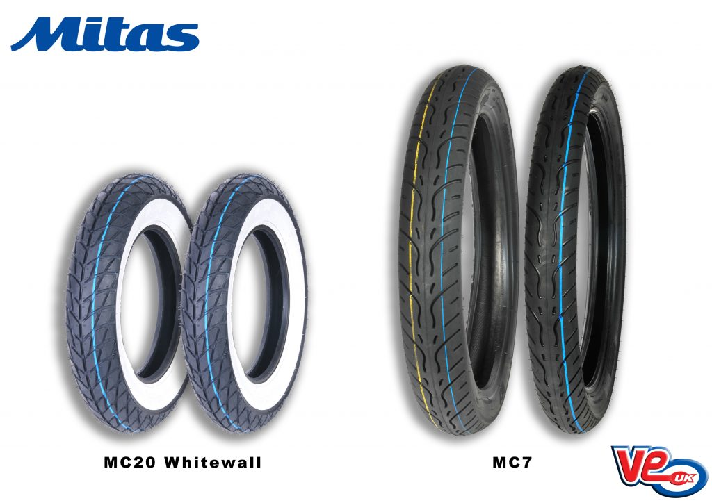 New Mitas Tyre Fitments