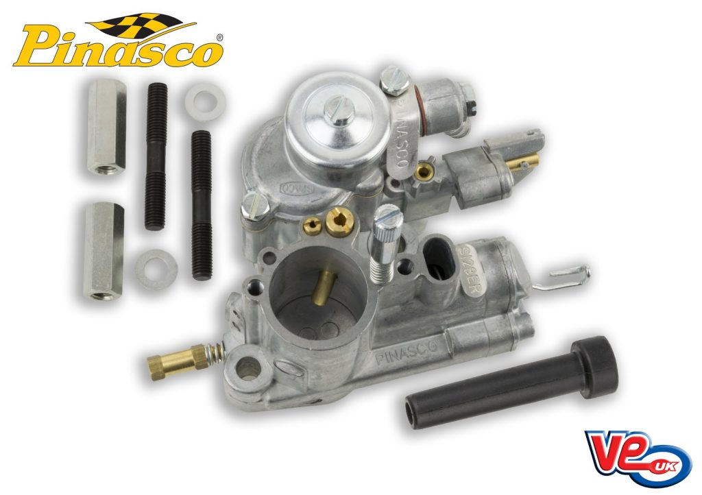 Pinasco 28mm SI Carb Kit for Vespa Large Frame