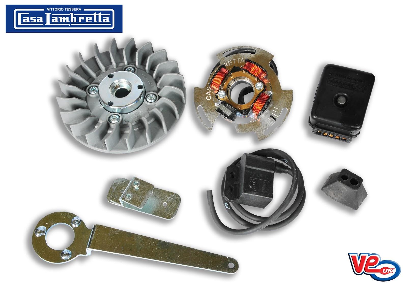 Casa Lambretta Casatronic kits