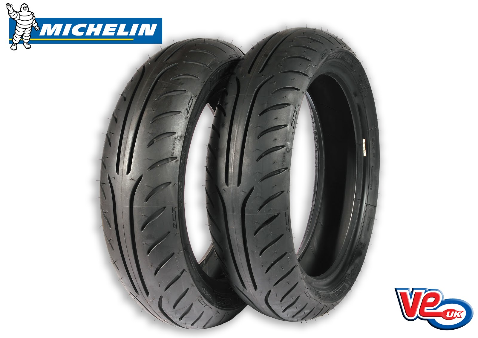 Michelin Power Pure Tyres