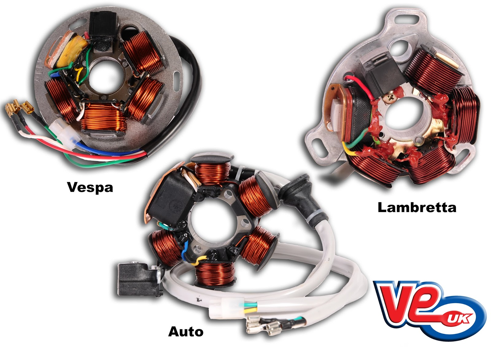 Replacement Stator Plates