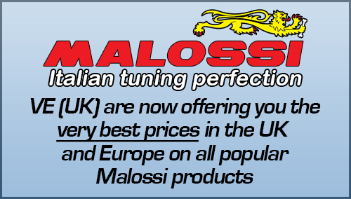 Malossi page pop up