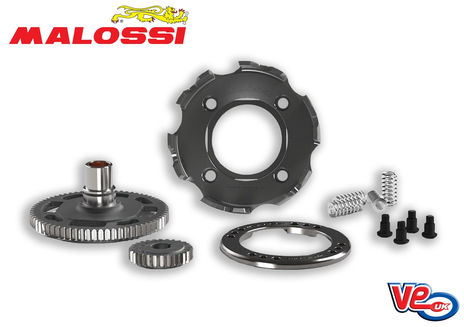 Malossi Vespa Small Frame Primary Drive Kit