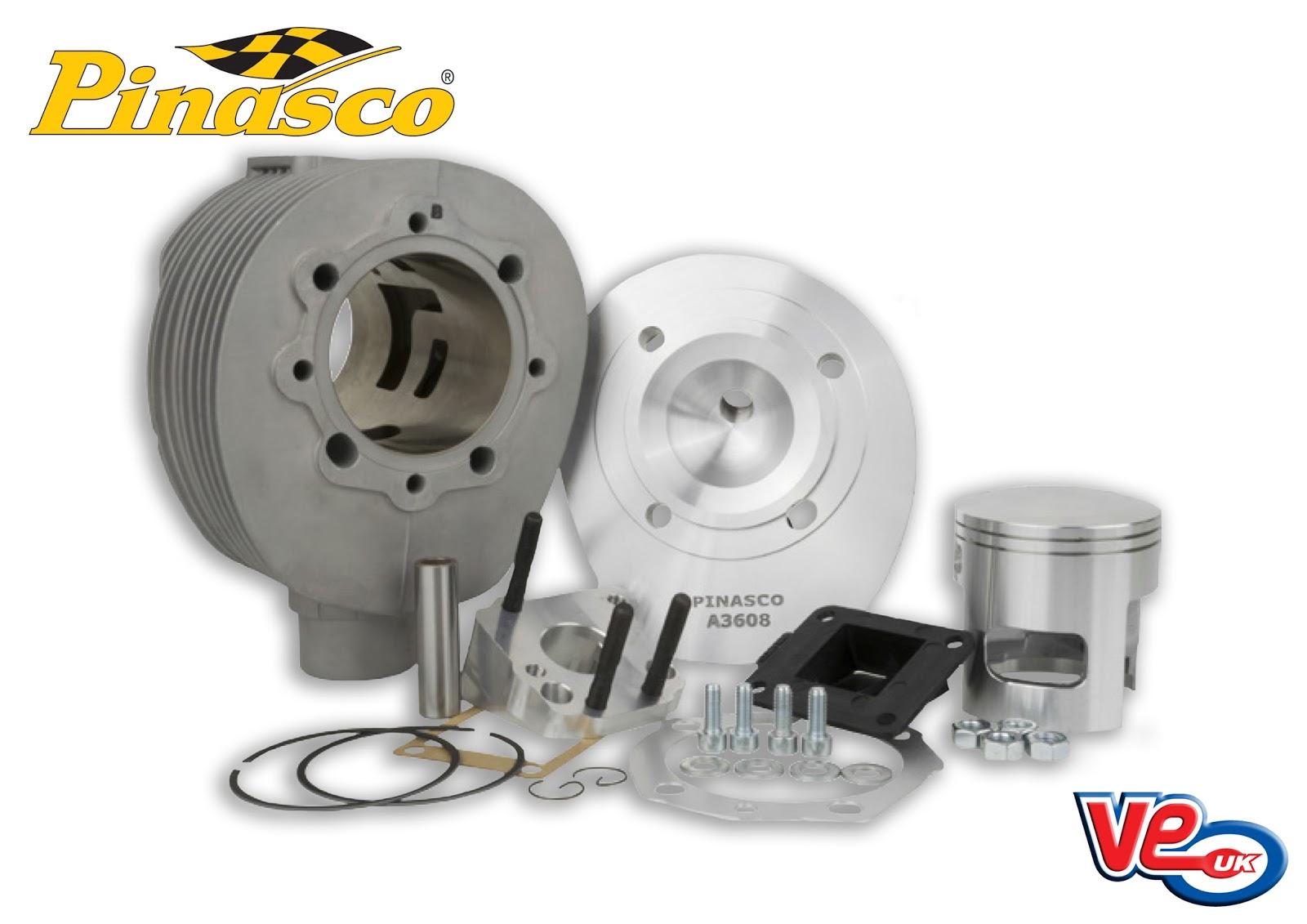 Pinasco Vespa GS160-SS180 225cc Cylinder Kit