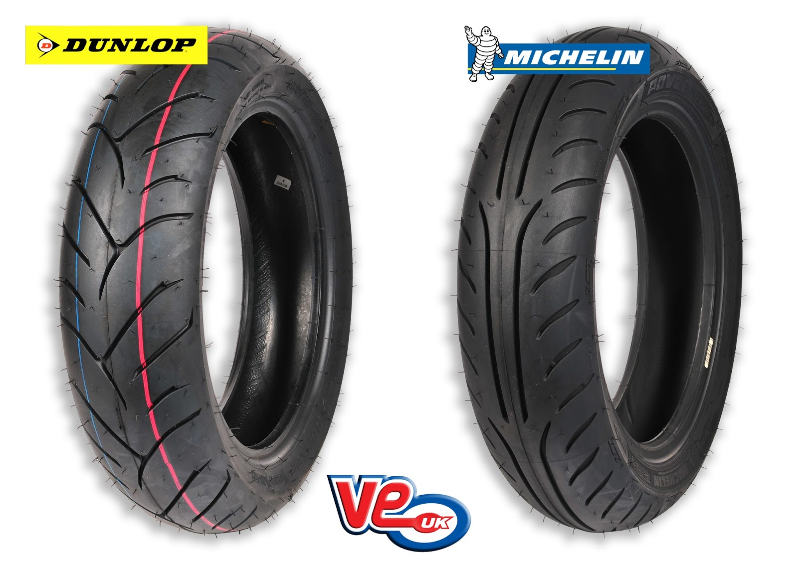 110-70x12 Tyres from VE (UK)