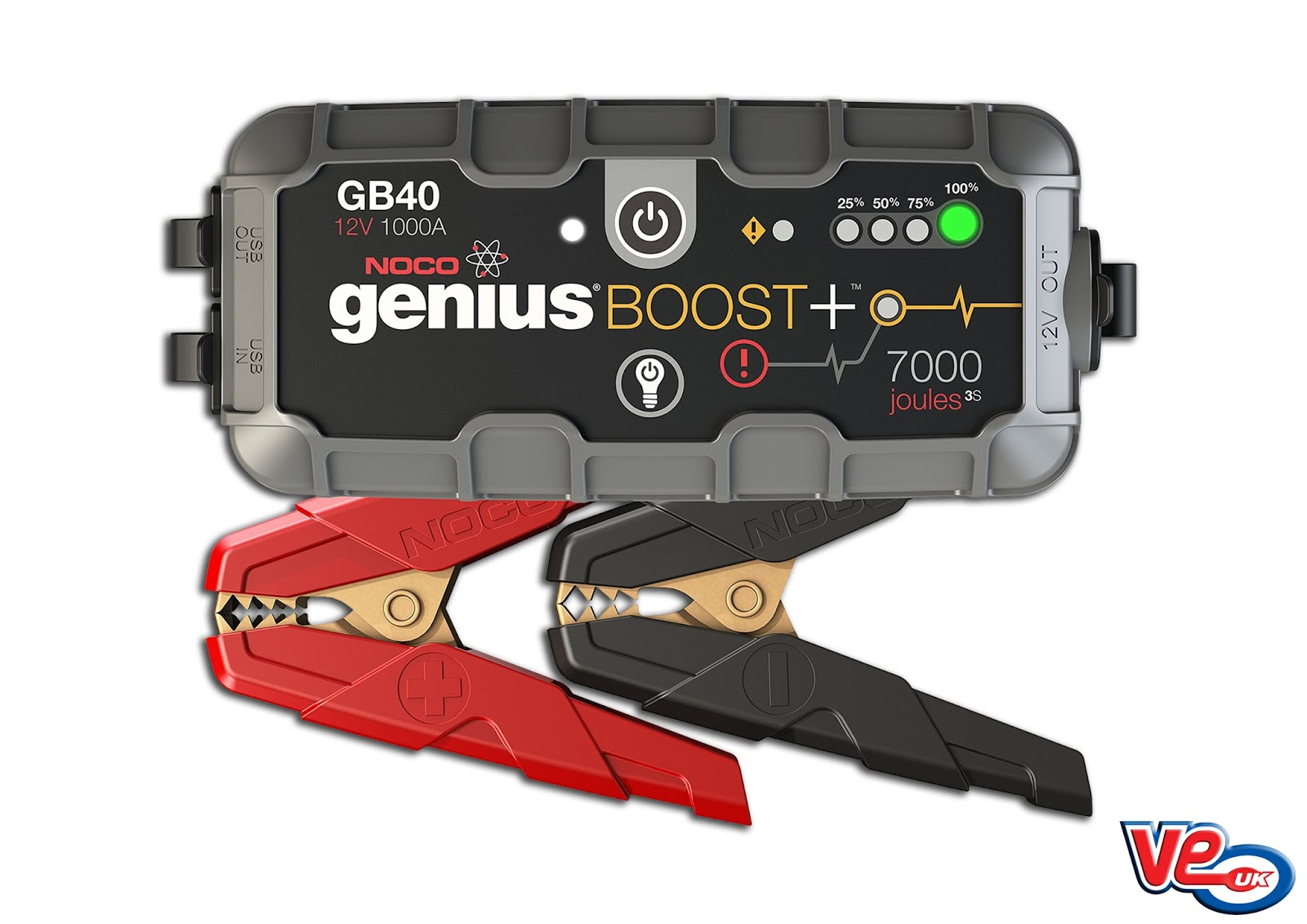 NOCO GB40 Boost Plus Jump Starter