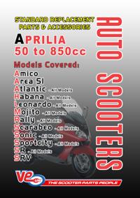 2018 Auto STD Aprilia cover