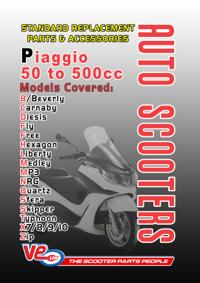 Auto STD Piaggio Cover
