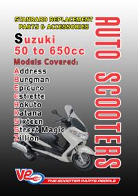 Auto STD Suzuki Cover