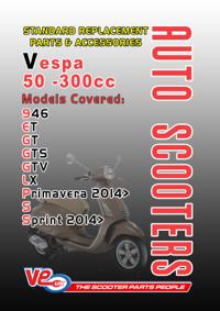 Auto STD Vespa