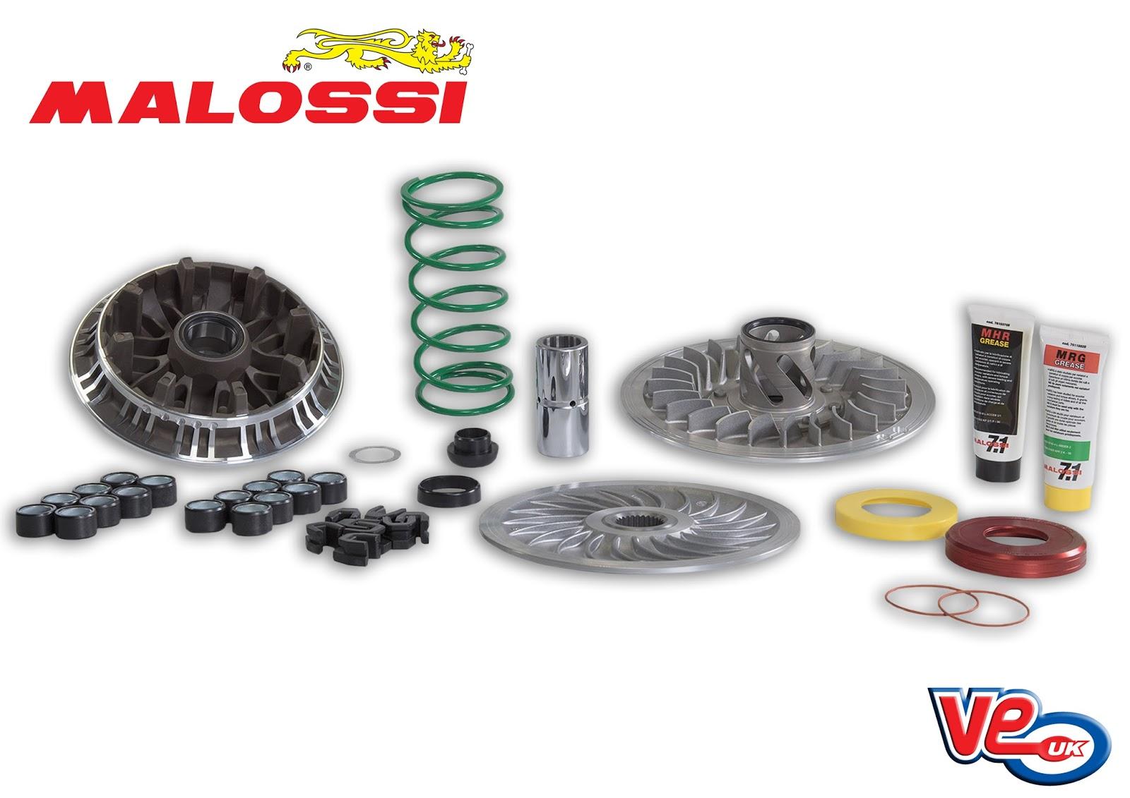 Malossi Over Range Kit for Kymco AK 550