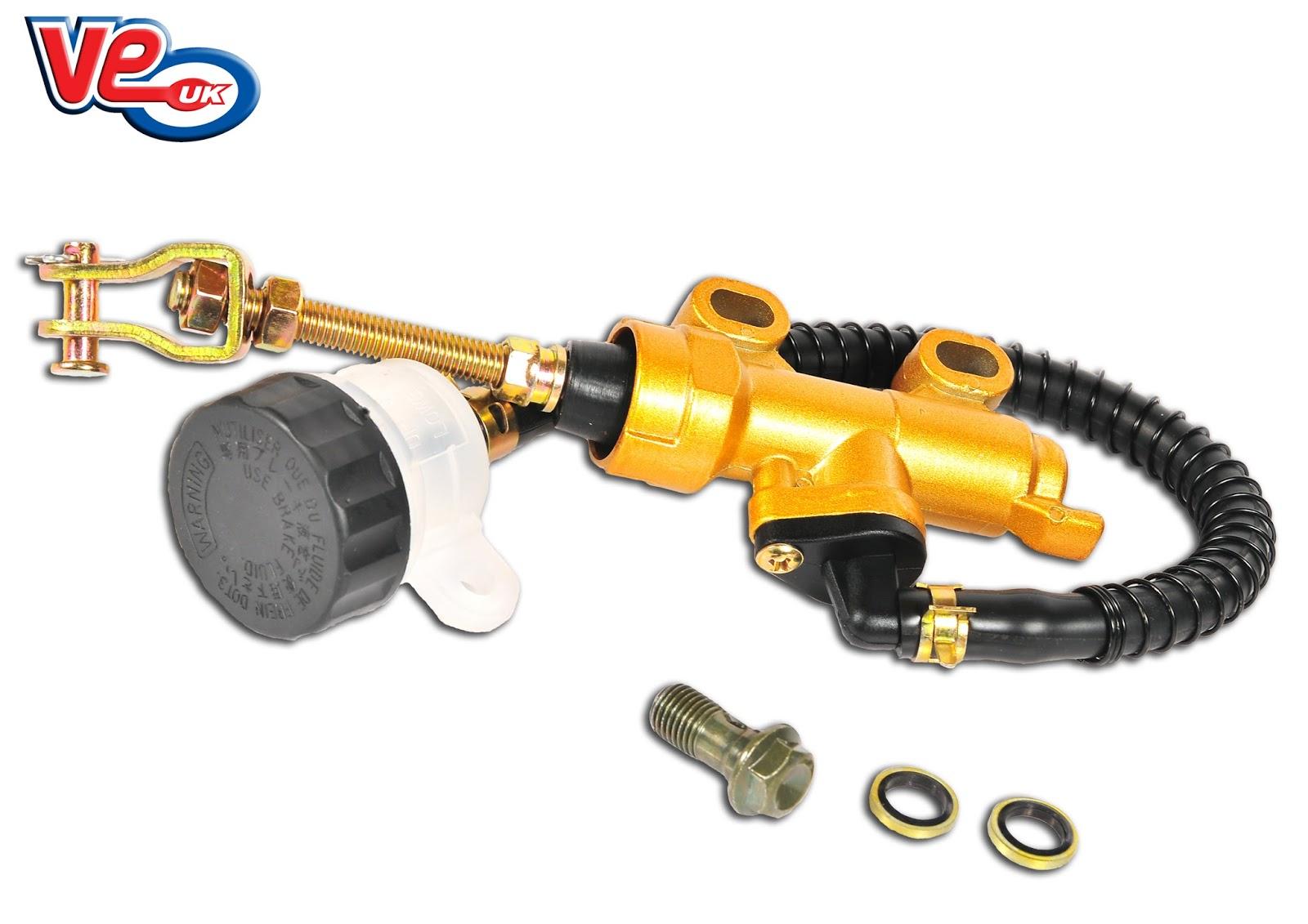 Universal Rear Brake Master Cylinder