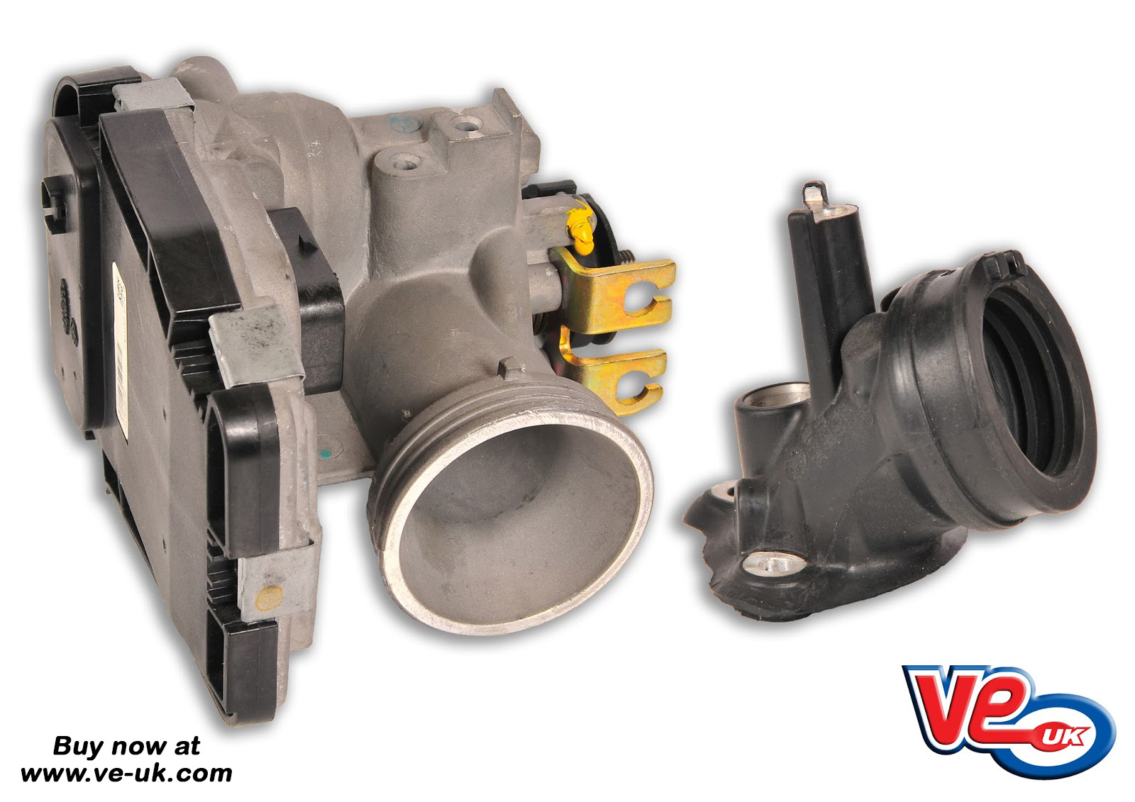 Piaggio Liberty & Vespa S 125 Throttle Body/ECU & Manifold