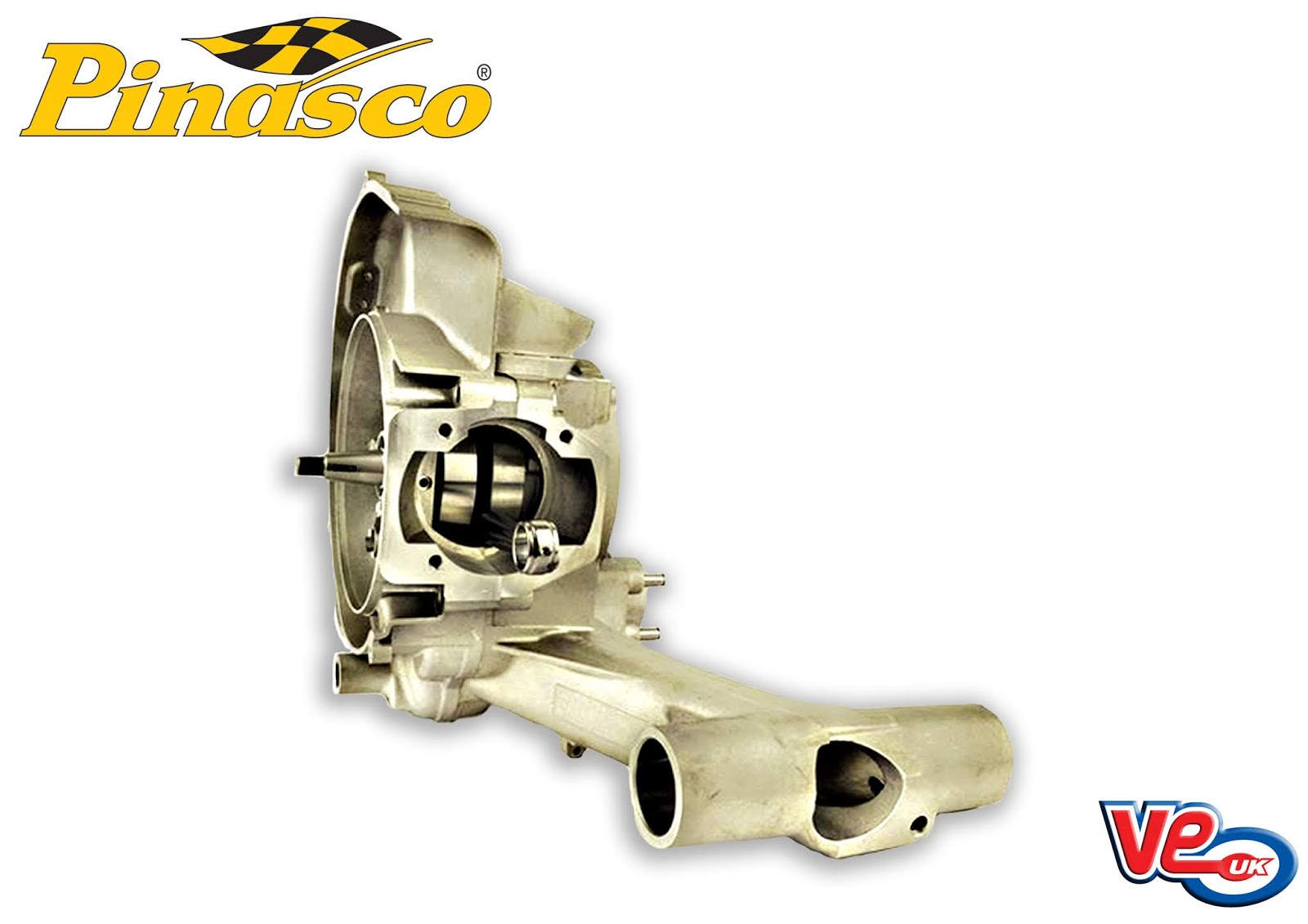 Pinasco Vespa Large Frame 250cc Crankcase