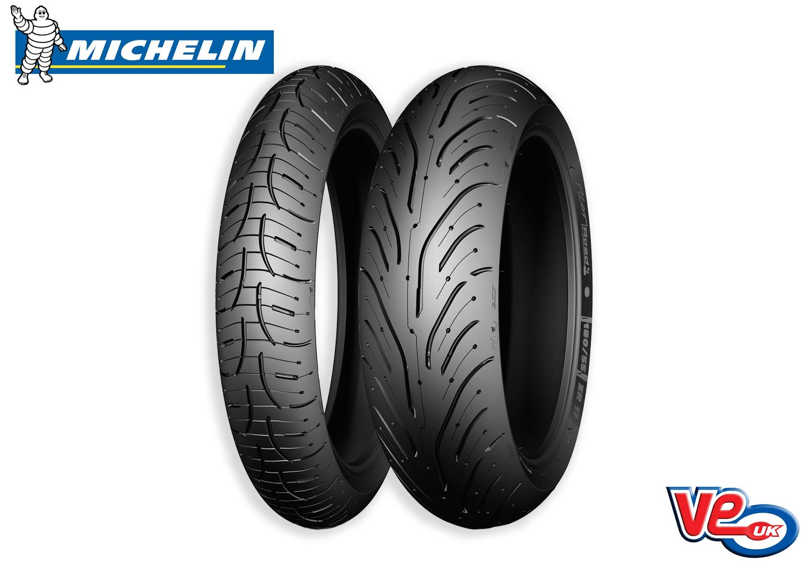 Michelin Pilot Road 4 Scooter Tyres
