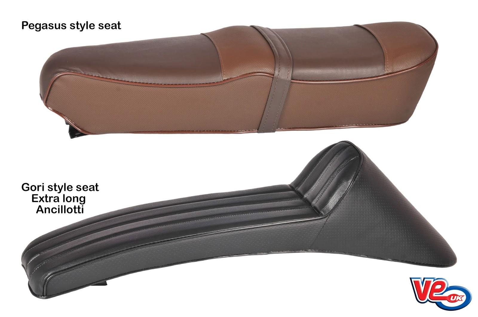 New Lambretta Seats