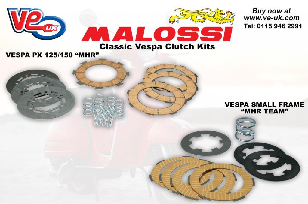 Malossi clutches
