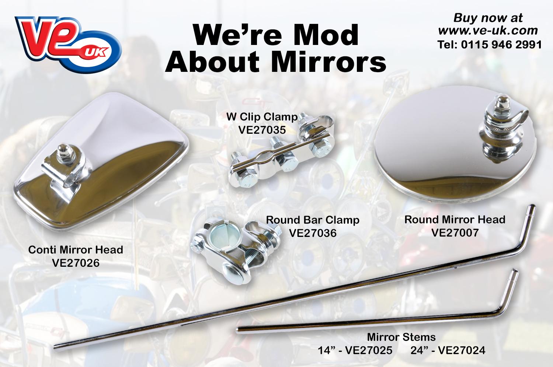 Mod mirrors