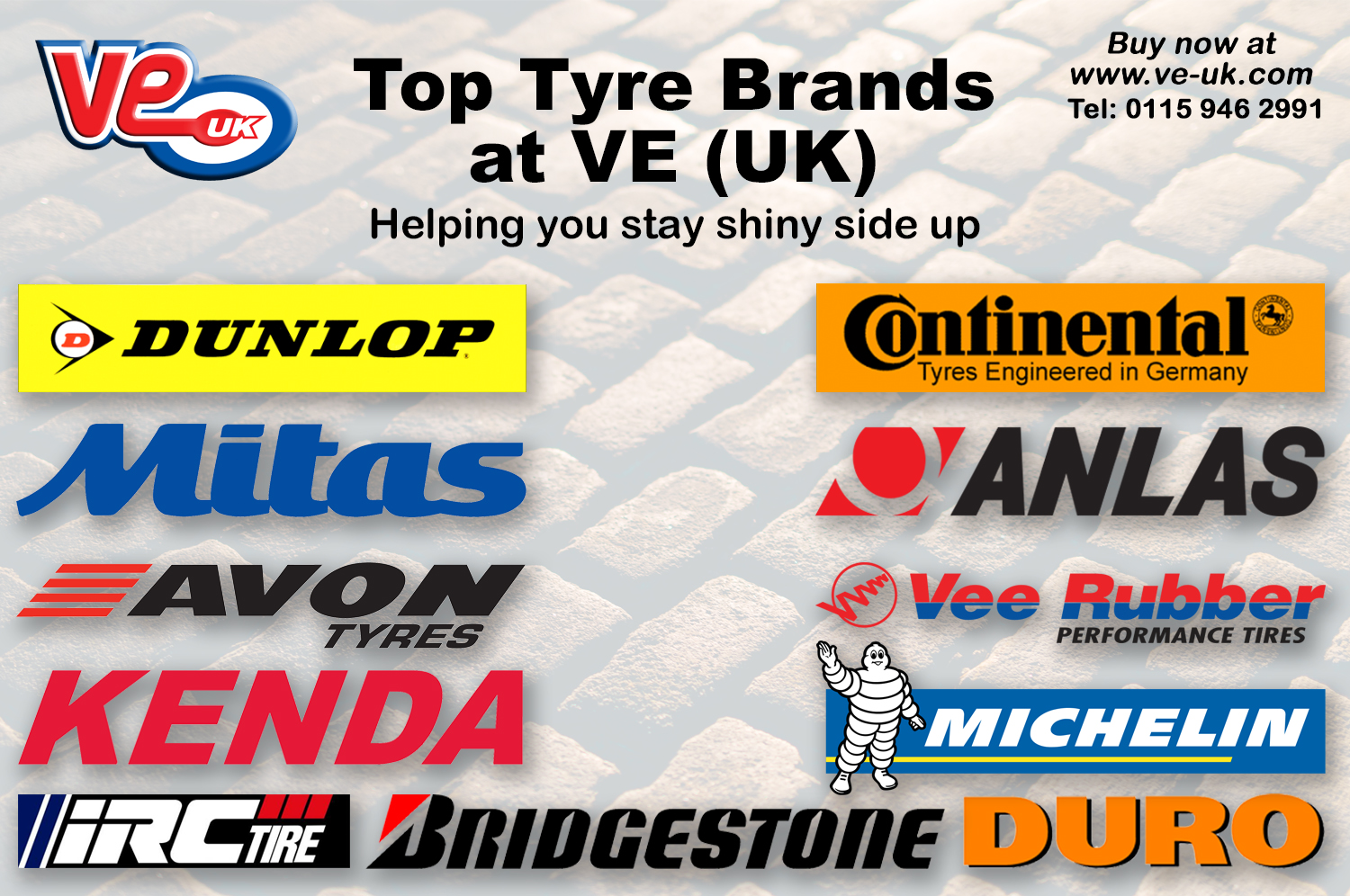 Top tyre brands