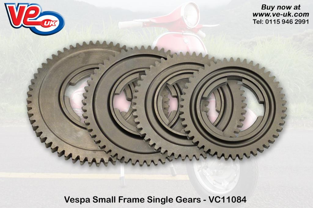 small frame gears