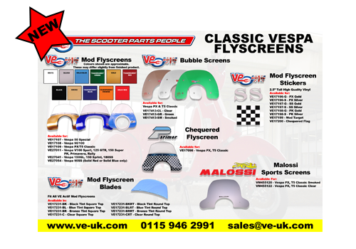 VE Flyscreens