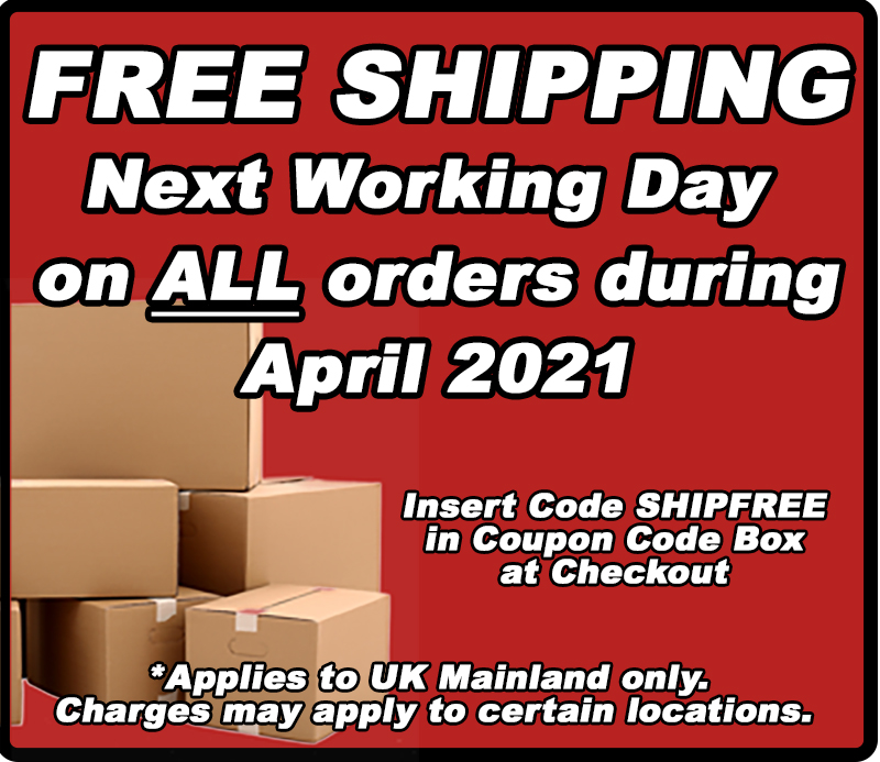 free shipping pop up 800 april